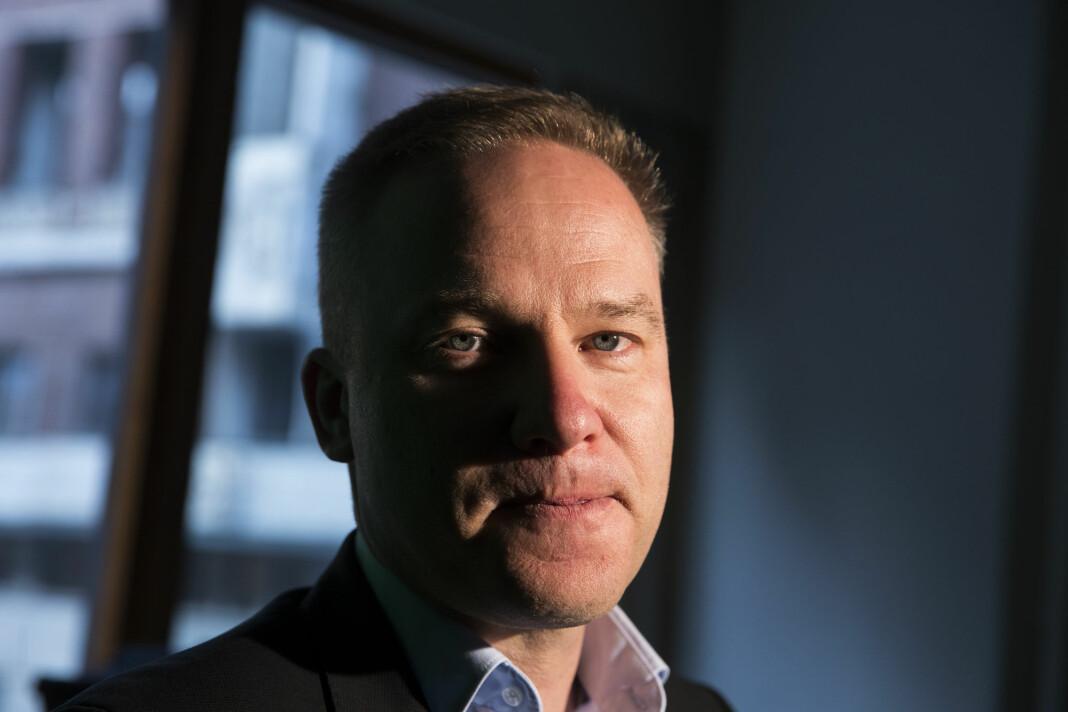 Resett-redaktør Helge Lurås er to ganger nektet medlemskap i Norsk Redaktørforening. Nå søker Resett om medlemskap i Mediebedriftenes Landsforening.