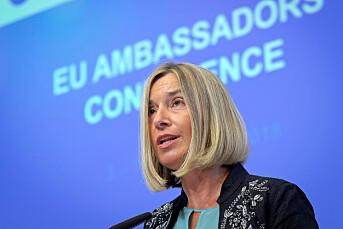 EU fordømmer Myanmars fengsling av to journalister