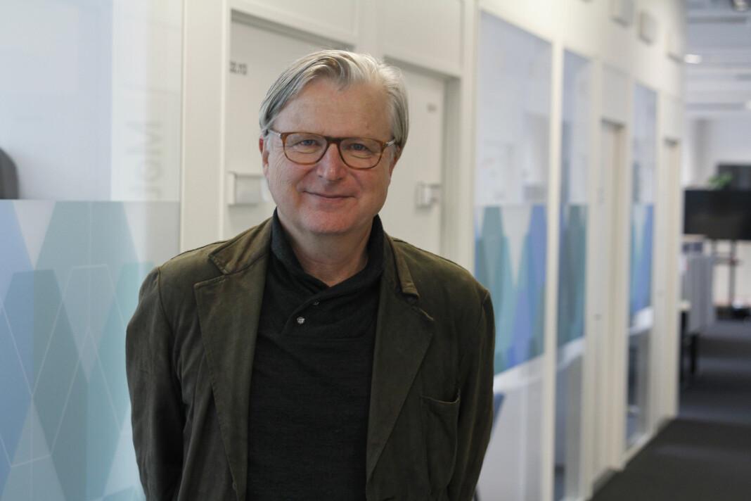 SUJO-leder Per Christian Magnus inviterer til inspirasjonslunsj sammen med NRK og LLA.