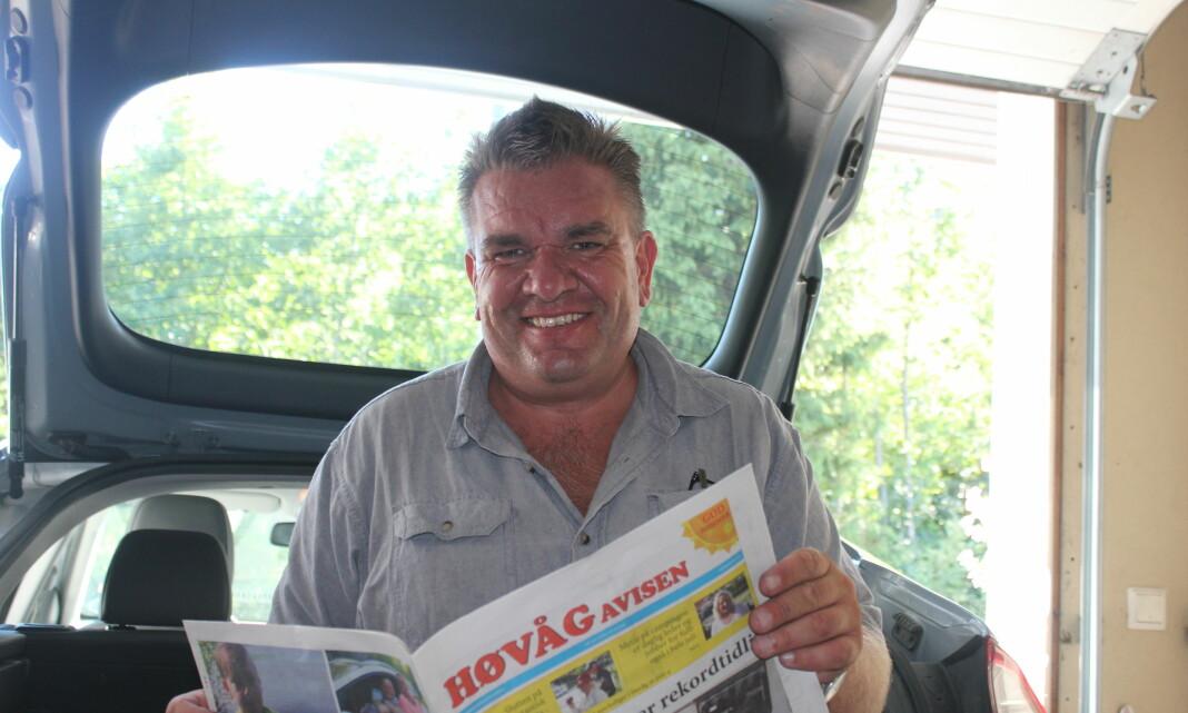 Arnt Georg Arntzen forlater mediebransjen