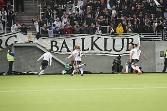 Fotballdrama ga rekord for Discovery