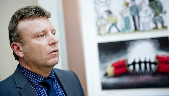 Dagen-redaktør Vebjørn Selbekk mener Eivind Trædal sprer flyskam og at NRK aldri burde slettet Facebook-diskusjonen. Arkivfoto: Jon Olav Nesvold / NTB scanpix