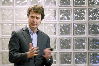 Polaris-sjefen vil ikke spekulere på om Schibsted-endring åpner for oppkjøp