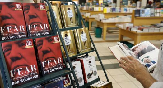 Woodwards Trump-bok har solgt over 1 million eksemplarer på en uke