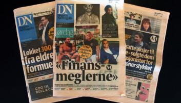 LES OGSÅ:Reagerer på å ha blitt identifisert av Dagens Næringsliv i «Golden Oldies »-reportasje