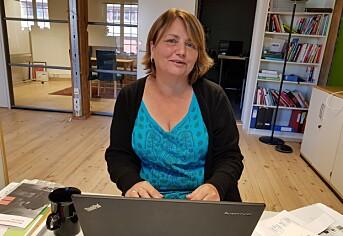 Nina Kristiansen, redaktør for forskning.no.