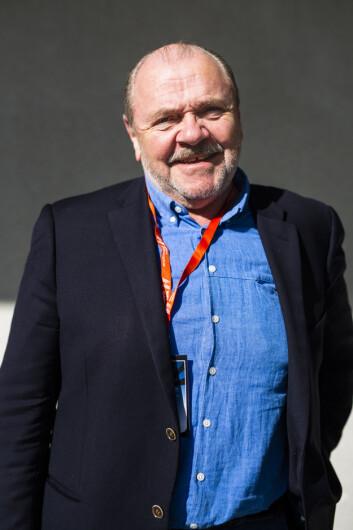 Egil Jens Pettersen, NRK Troms