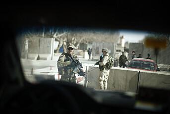 Rekordmange journalister drept på jobb i Afghanistan