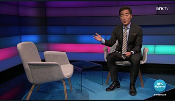 LES OGSÅ: NRK mener maktpersoner sjeldnere stiller opp til debatt