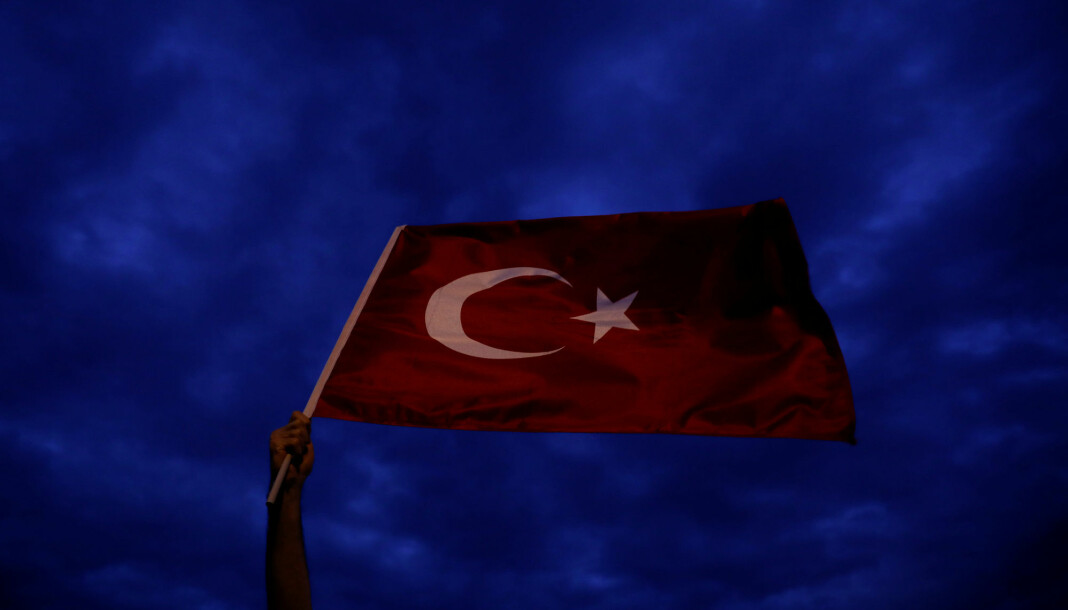 Bloomberg News-artikkelen dreide seg om fjorårets valutakrise, da verdien av tyrkisk lira i løpet av et døgn falt kraftig mot dollar. Arkivoto: Reuters / NTB scanpix