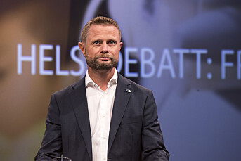 FAKTASJEKK: Både FriFagbevegelse og Bent Høie har rett