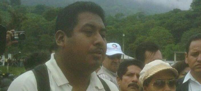 Enda en journalist drept i Mexico