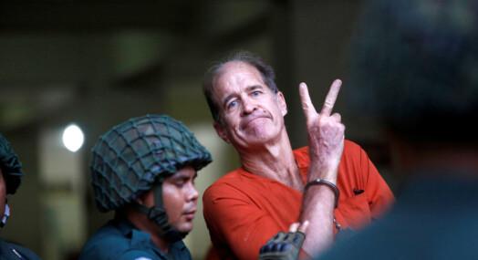 Filmregissør løslatt i Kambodsja etter kongelig benådning