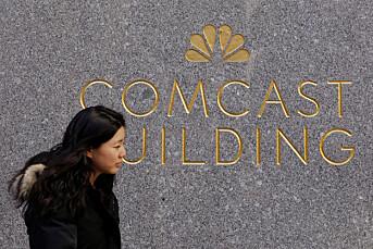 Comcast med det høyeste budet på Sky
