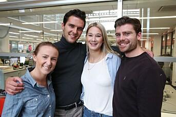 VG ansatte fire sportsjournalister i samme slengen