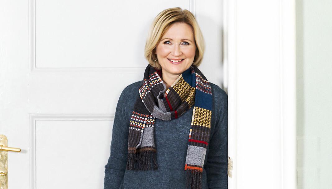Elisabeth Lund-Andersen er ansvarlig redaktør for ukebladet i Egmont Publishing, som gir ut Hjemmet. Foto: Egmont