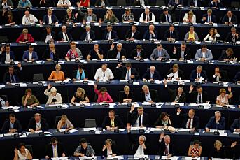EU-parlamentarikere slipper å vise kvitteringer til journalister