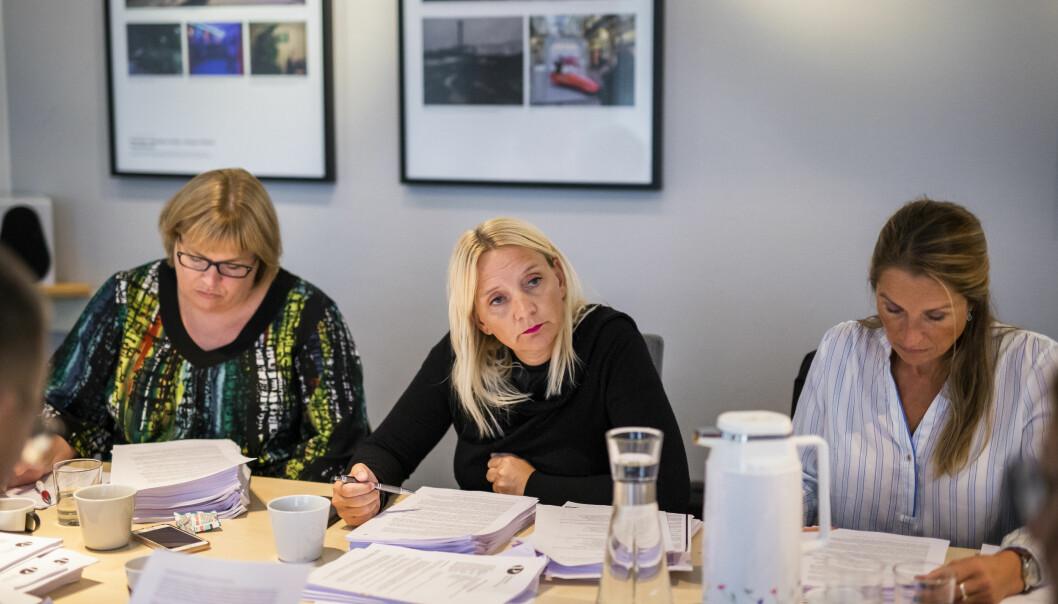 PFU behandlet klage fra Hans Jørgen Lysglimt Johansen i årets siste møte. Arkivfoto: Kristine Lindebø