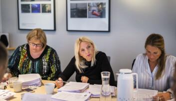 PFU behandler klage fra Laila Anita Bertheussen mot VG