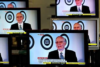 21st Century Fox selger Sky-eierandel til Comcast