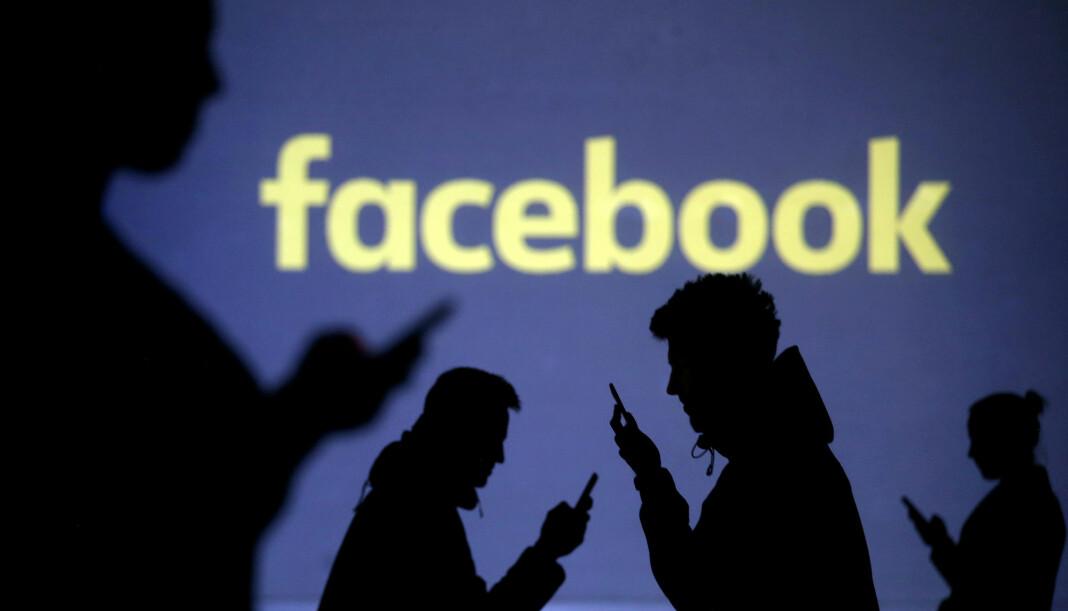 Facebook har oppdaget en sikkerhetssvikt som omfatter 50 millioner av dets brukerkontoer. Foto: Reuters / NTB scanpix