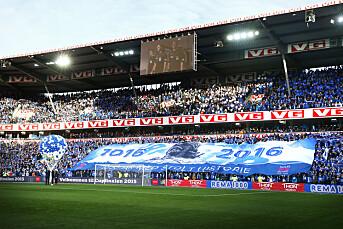 Fotballforbundet fortsetter samarbeidet med VG