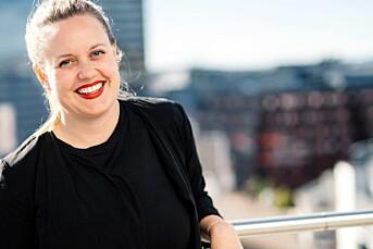 Julie Lundgren blir produkt- og innvasjonsredaktør i Dagens Næringsliv
