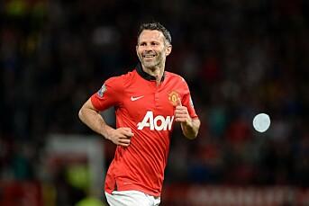 Ryan Giggs er hentet inn som ny fotballekspert for TV 2