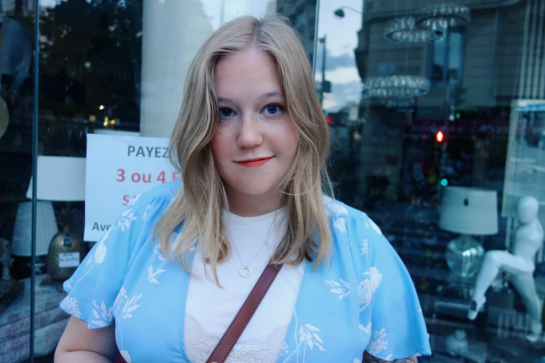 Runa Fjellanger er redaktør i Universitas. Foto: Privat