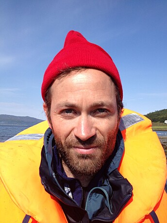 Simen Sætre, journalist i Morgenbladet. Foto: Privat