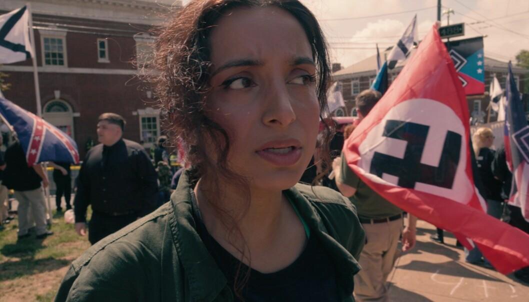 Deeyah Khan (bildet) vant pris for dokumentar. Foto: Fuuse Films
