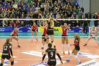 Norges Volleyballforbund har inngått avtale med Amedia