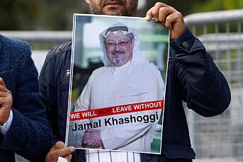 Lydopptak avslører Khashoggis siste ord