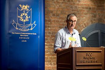 Hongkong nekter Financial Times-redaktør visum