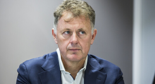 Gunnar Stavrum er strøket fra valglisten til Alliansen