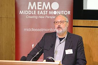 Tyrkia sikter saudiarabere for drapet på Khashoggi