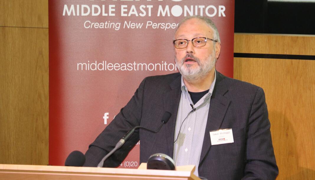 Den saudiarabiske journalisten Jamal Khashoggi er meldt savnet etter at han dro til landets konsulat i Istanbul. Foto: Reuters / NTB scanpix