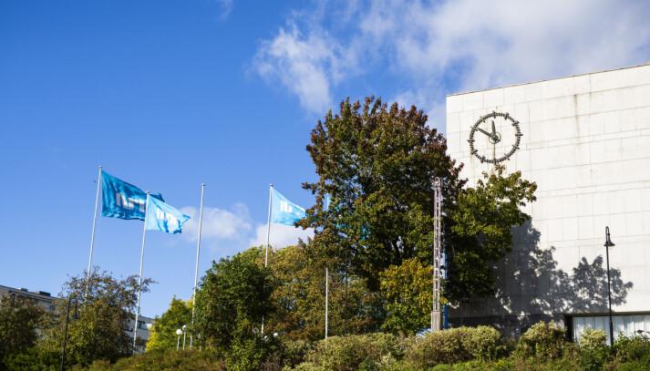 Det er flest midlertidige i Marienlystdivisjonen, som blant annet består av Sporten og P3. Foto: Kristine Lindebø