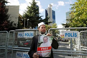 Tyrkia ber om å få gjennomsøke Saudi-Arabias konsulat i Istanbul