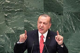 Journalist kritisk til president Erdogan, banket opp i Tyrkia