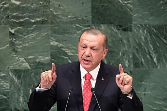 Erdogan krever bevis for at Khashoggi forlot saudiarabisk konsulat
