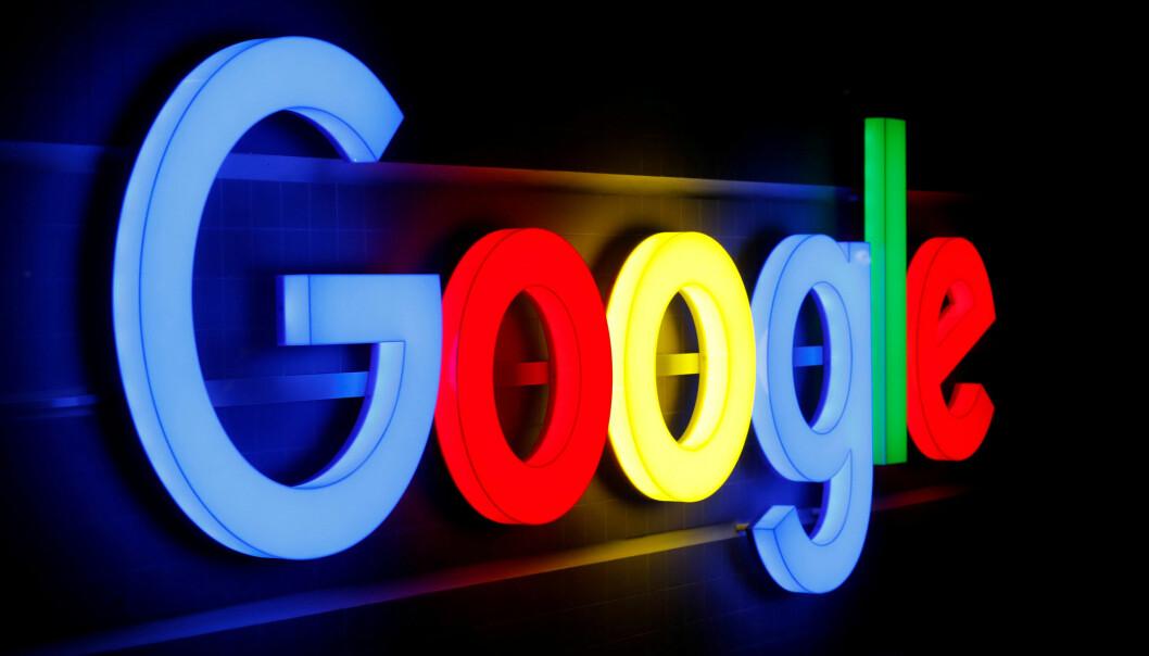 EU øker presset på Google og har for tredje gang ilagt selskapet en milliardbot. Foto: Reuters / NTB scanpix.