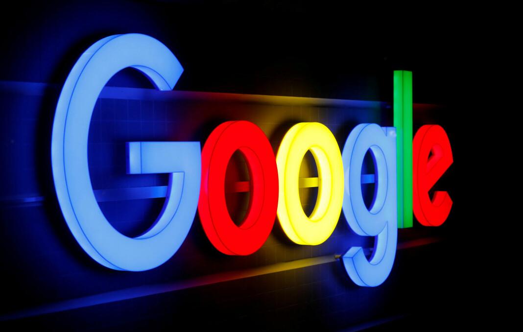 Google dekket over at brukerdata fra flere hundre tusen brukere av det sosiale nettverket Google+ lå åpent tilgjengelig for eksterne IT-utviklere, skriver Wall Street Journal. Foto: Reuters / NTB scanpix
