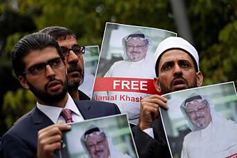 Tyrkia har fått grønt lys fra Saudi-Arabia til å undersøke konsulatet