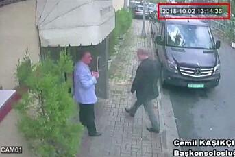 Saudi-Arabias innenriksminister benekter ordre om å drepe journalist