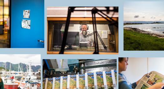 Journalisten presenterer: Vesterålens mediemangfold, se hele serien her - del 1 til 6