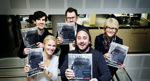 Internasjonal heder til Dagbladet for avsløringen av spionen «Igor»
