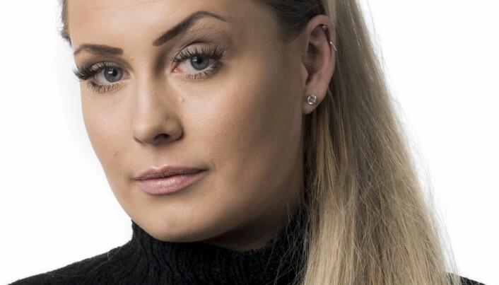 Jenny Mina Rødahl.