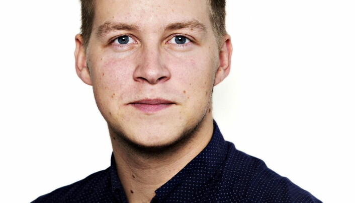 Nicolai Eriksen.