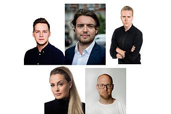 Girer opp i nyhetskampen: Ansetter fem nyhetsjegere